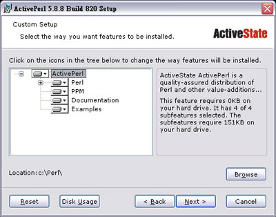 activeperl 5.8